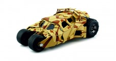 Tumbler Batman The Dark Knight Rises Movie Car 2012 Camouflage 1:18 Hot Wheels BCJ76