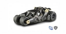 THE DARK KNIGHT Batmobile Black 1:50 Hot Wheels BLY18