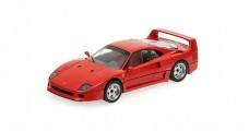 Ferrari F40 Red 1987 1:43 IXO FER007