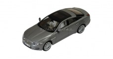 Jaguar Scale Models XJ Stratus Grey 1:43 IXO MOC149