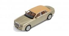 Rolls Royce Phantom 2009 Silver Champagne 1:43 IXO MOC126P