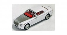 Rolls Royce Phantom Coupe 2008 White 1:43 IXO MOC130P