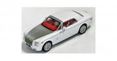 Rolls Royce Phantom Coupe 2008 White 1:43 IXO MOC130P