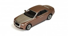 Rolls Royce Ghost 2011 Rose Gold 1:43 IXO MOC169