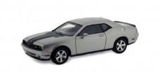 Dodge Challenger SRT8 2009 Silver 1:43 IXO PR0033