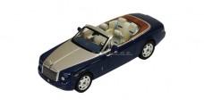Rolls Royce Phantom Coupe Blue 1:43 IXO MOC127P