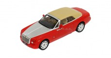 Rolls Royce Phantom Drophead Coupe Red 1:43 IXO MOC128P