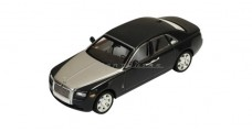 Rolls Royce Ghost Metallic Dark Grey 1:43 IXO MOC151