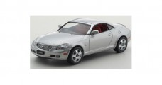 Lexus SC430 2005 Silver 1:43  J Collection JC14002S
