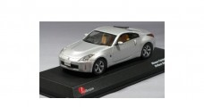 Nissan Fairlady Z 2007 Silver1:43   J Collection JC13203BS