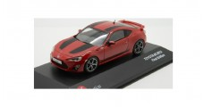 Toyota 88 2012 First Edition Red 1:43  J Collection JC251