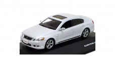 GS430 2006 Pearl White 1:43 Lexus Collection JC38007P