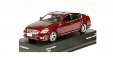 Lexus GS430 Red 2006  1:43  J Collection JC38008RD