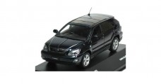 Toyota Harrier Airs 2006 Metallic Blue 1:43  J Collection JC42011DB