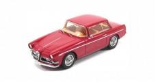 Alfa Romeo 1900 CSS Coupe Lugano Ghia Aigle 1957 Red 1:43 KES 43000214