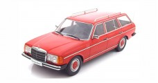Mercedes-Benz 250T W123 Kombi 1978-82 Red Metallic 1:18 KK-Scale KKDC180092