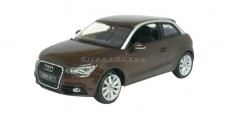 Audi A1 Teak Brown Metallic 1:43 Kyosho 03801TBR