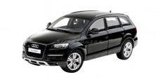 Audi Q7 Facelift Black 1:18 Kyosho 09222TBK