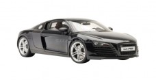 Audi R8 4.2 FSI Quattro Black 1:18 Kyosho 09213BK