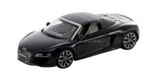 Audi R8 Spyder Phantom Black 1:18 Kyosho 09217PBK