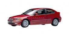 BMW 325ti Compact Red 1:18 Kyosho 08561R