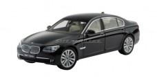 BMW 750Li f02 Citrine Black 1:18 Kyosho KY8781CBK