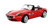 BMW Z8 Red 1:18 Kyosho 08511R