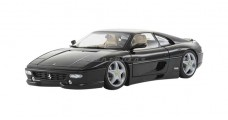Ferrari F355 Berlinetta Black 1:18 Kyosho 08881BKT