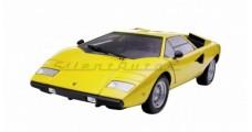 Lamborghini Countach LP400 Yellow 1:12 Kyosho KY08611Y