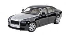 Rolls Royce Ghost SWB Tungsten / Silver 1:18 Kyosho KY8801TGR