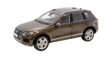 Volkswagen Touareg Tsi Graciosa Brown Metallic 1:18 Kyosho 08822GBR
