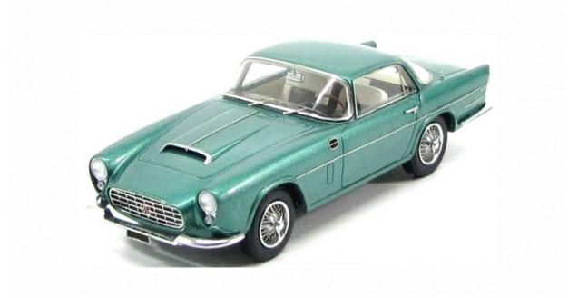 Jaguar XK 150 Ghia Aigle Coupe 1958 Green 1:43 Kess 43029000