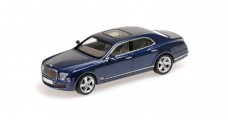 Bentley Mulsanne Speed Blue 1:43 Kyosho 05611MBL
