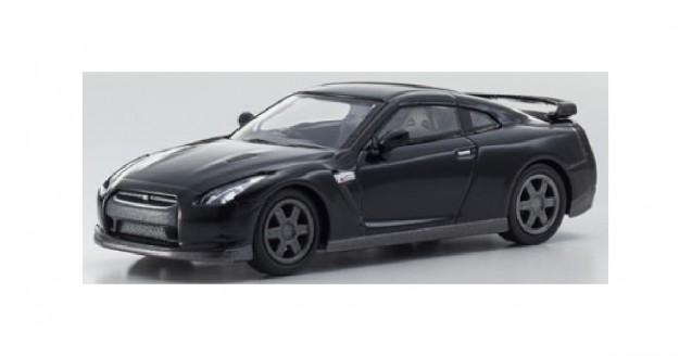 Nissan GT-R R35 2008 Black 1:43 Kyosho 03741BK