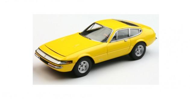Ferrari 365 GTB/4 1969 Yellow 1:18 Kyosho 05051Y