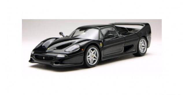 Ferrari F50 Black 1:43 Kyosho 05091BK