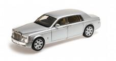 Rolls Royce Phantom EWB Silver 1:18 Kyosho 08841S