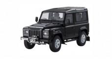 Land Rover Defender 90 Santorini Black 1:18 Kyosho 08901BK