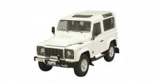 Land Rover Defender 90 Fuji White 1:18 Kyosho 08901FW