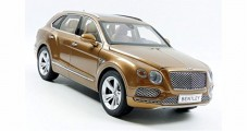 Bentley Bentayga Bright Bronze 2015 1:18 Kyosho 08921BZ