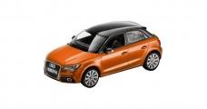Audi A1 Sportback Orange 1:43 Kyosho 5011201023