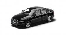 Audi A4 Black 1:43 Kyosho 5011204123
