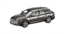 Audi A6 Allroad Quattro Dark Grey 1:43 Kyosho 5011206613