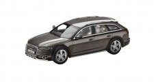 Audi A6 Allroad Quattro Java Brown 1:43 Kyosho 5011206623