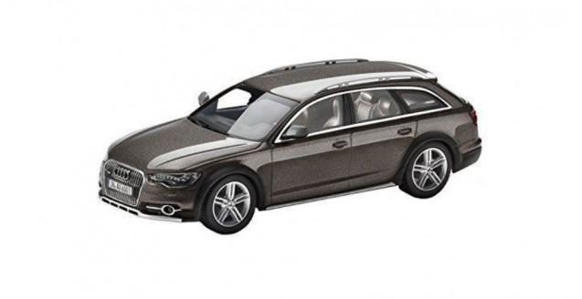 Audi A6 Allroad Quattro Java Brown 1:43 Kyosho 5011206623
