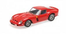 Ferrari 250 GTO 1962 Red 1:18 Kyosho 8437R