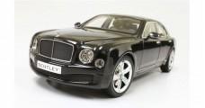 Bentley Mulsanne Speed Year 2014 black 1:18 Kyosho 8910NX