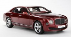 Bentley Mulsanne Speed Rubinno Red 1:18 Kyosho 8910R