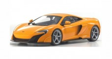 McLaren 675 LT 2015 Orange 1:18 Kyosho 9541P