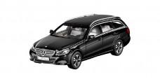 Mercedes E-Klasse Estate 2013 black 1:43 Kyosho B66960189